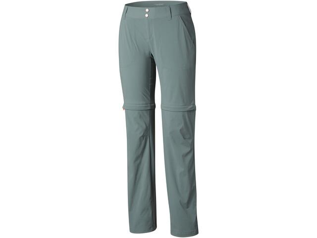 Columbia Saturday Trail II Convertible Pants regular Women, pond